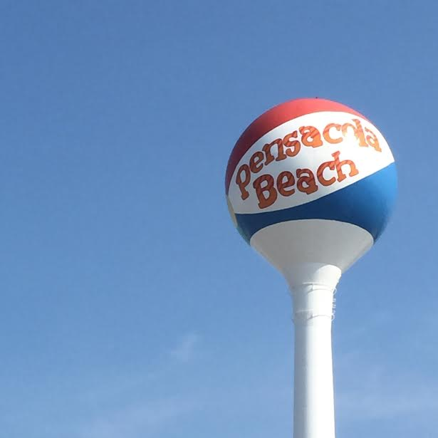pensacola beach tower